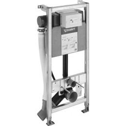 Duravit DuraSystem WD1004000000 инсталляция для унитаза нейтрализация запаха, гигиенический смыв