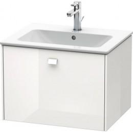 Duravit Brioso BR400102222 Тумбочка подвесная 62 см Белый глянцевый