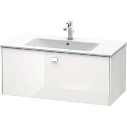 Duravit Brioso BR400302222 Тумбочка подвесная 102 см Белый глянцевый