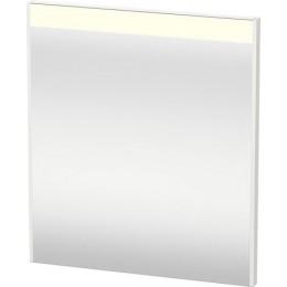 Duravit Brioso BR700102222 Зеркало с подсветкой 62 см Белый глянцевый