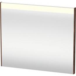 Duravit Brioso BR700202121 Зеркало с подсветкой 82 см Орех темный