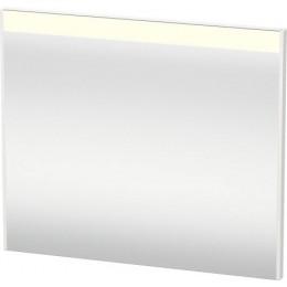 Duravit Brioso BR700202222 Зеркало с подсветкой 82 см Белый глянцевый