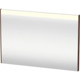 Duravit Brioso BR700302121 Зеркало с подсветкой 102 см Орех темный