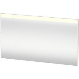 Duravit Brioso BR700402222 Зеркало с подсветкой 122 см Белый глянцевый