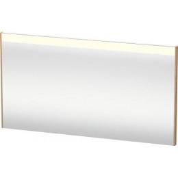 Duravit Brioso BR700505252 Зеркало с подсветкой 132 см Европейский дуб