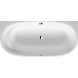 Duravit Cape Cod 760364000AS0000 Ванна гидромассажная 190 см белый