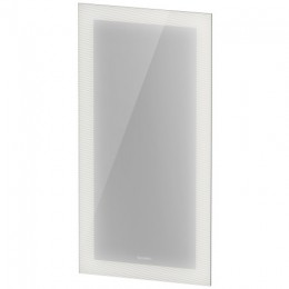 Duravit Cape Cod CC964300000 Зеркало с подсветкой белый