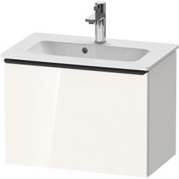 Duravit D-Neo DE426802222 Тумбочка подвесная 61 см Белый глянцевый
