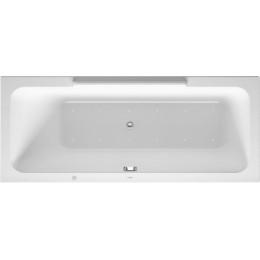 Duravit DuraStyle 760292000AS0000 Ванна гидромассажная 160 см белый