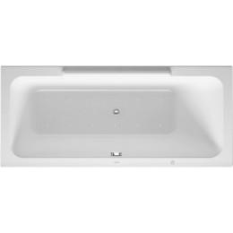 Duravit DuraStyle 760293000AS0000 Ванна гидромассажная 160 см белый