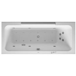 Duravit DuraStyle 760293000CP1000 Ванна гидромассажная 160 см белый Combi-System P