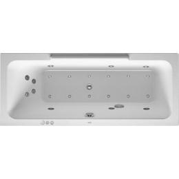 Duravit DuraStyle 760294000CP1000 Ванна гидромассажная 170 см белый Combi-System P