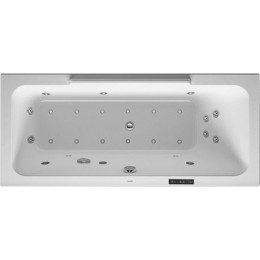 Duravit DuraStyle 760295000CL1000 Ванна гидромассажная 170 см белый Combi-System L