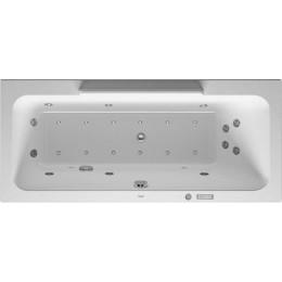 Duravit DuraStyle 760297000CE1000 Ванна гидромассажная 170 см белый Combi-System E