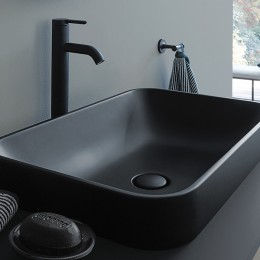 Duravit Happy D.2 Plus 2359601300 Раковина 60х40 см Anthracite matt