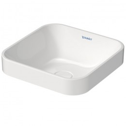 Duravit Happy D.2 Plus 2359400000 Раковина 40х40 см Alpin