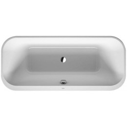 Duravit Happy D.2 Plus 700453000000000 Ванна 180 x 80 см белый Alpin