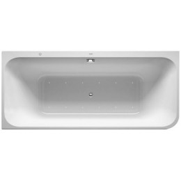Duravit Happy D.2 Plus 760449800AS0000 Ванна гидромассажная 180 x 80 см Air-System