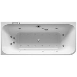Duravit Happy D.2 Plus 760449800CE1000 Ванна гидромассажная 180 x 80 см Combi-System E