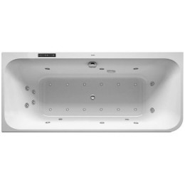 Duravit Happy D.2 Plus 760449800CL1000 Ванна гидромассажная 180 x 80 см Combi-System L