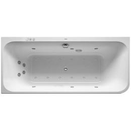 Duravit Happy D.2 Plus 760449800CP1000 Ванна гидромассажная 180 x 80 см Combi-System P
