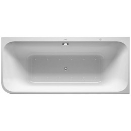 Duravit Happy D.2 Plus 760450800AS0000 Ванна гидромассажная 180 x 80 см Air-System
