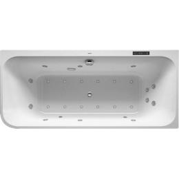 Duravit Happy D.2 Plus 760450800CL1000 Ванна гидромассажная 180 x 80 см Combi-System L