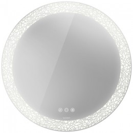 Duravit Happy D.2 Plus HP7486G0000 Зеркало с подсветкой d 90 см organic