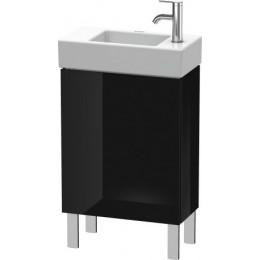 Duravit L-Cube LC6751L4040 Тумба напольная 48 см Черный глянцевый