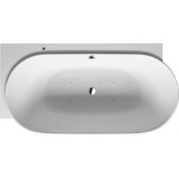 Duravit Luv 760431000AS0000 Ванна гидромассажная 185 см белый