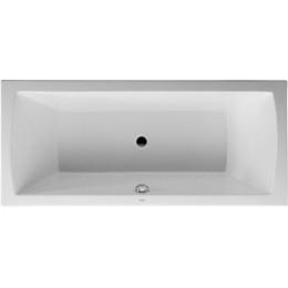 Duravit Daro 700028000000000 Ванна акриловая 180 см белый