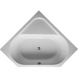 Duravit D-Code 700137000000000 Ванна акриловая 140 см белый
