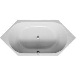 Duravit D-Code 700138000000000 Ванна акриловая 190 см белый