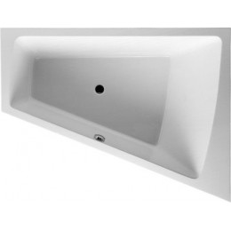 Duravit Paiova 700215000000000 Ванна акриловая 170 см белый