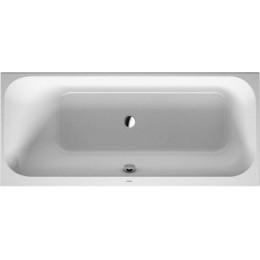 Duravit Happy D.2 700308000000000 Ванна акриловая 160 см белый