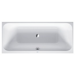Duravit Happy D.2 700314000000000 Ванна акриловая 180 см белый