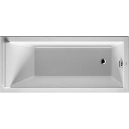 Duravit Starck 700333000000000 Ванна акриловая 160 см белый