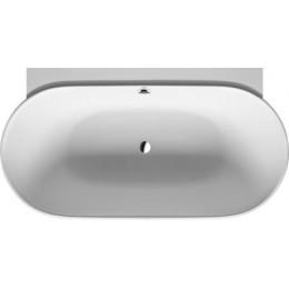 Duravit Luv 700433000000000 Ванна отдельностоящая 180 см белый