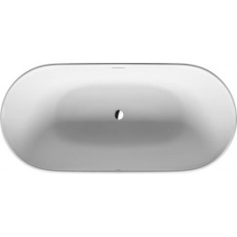 Duravit Luv 700434000000000 Ванна отдельностоящая 180 см белый