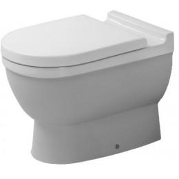 Duravit Starck 3 0124092000 Унитаз напольный 36 см HygieneGlaze