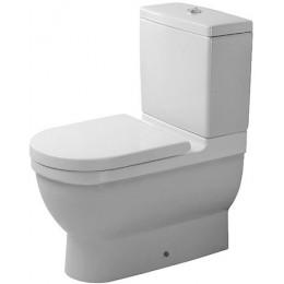 Duravit Starck 3 0128090000 Унитаз напольный 36 см белый