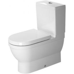 Duravit Starck 3 2141090000 Унитаз комбинированный белый