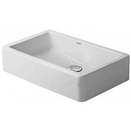 Duravit Vero 0455600000 Раковина без перелива 60 см белый