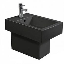 Duravit Vero 2240100800 Биде напольное 37 см черный