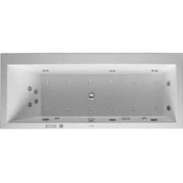 Duravit Vero 760133000CE1000 Ванна гидромассажная 170 см Combi-System E