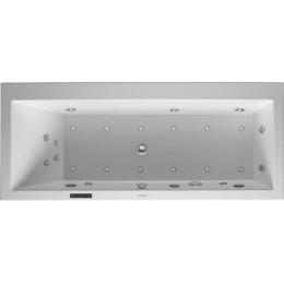 Duravit Vero 760133000CL1000 Ванна гидромассажная 170 см Combi-System L
