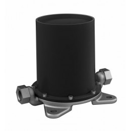 Duravit C.1 GK5900003000 Базовый комплект напольного однорычажного смесителя для ванны