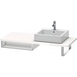 Duravit Vero VE654902222 Шкафчик для консоли 60 см Белый глянцевый