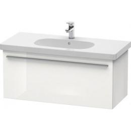 Duravit X-Large XL604902222 Тумбочка подвесная 100 см Белый глянцевый