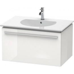 Duravit X-Large XL606202222 Тумбочка подвесная 80 см Белый глянцевый